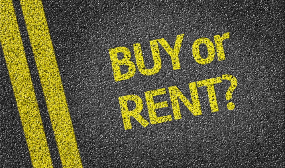Things to consider when you are deciding whether to buy or rent your business van